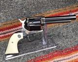 NIB Old Model Ruger Vaquero, .45 Colt W/.45 acp Cylinder - 4 of 10