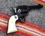 NIB Old Model Ruger Vaquero, .45 Colt W/.45 acp Cylinder - 7 of 10