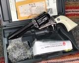 NIB Old Model Ruger Vaquero, .45 Colt W/.45 acp Cylinder - 1 of 10