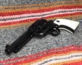 NIB Old Model Ruger Vaquero, .45 Colt W/.45 acp Cylinder - 5 of 10