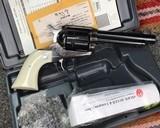 NIB Old Model Ruger Vaquero, .45 Colt W/.45 acp Cylinder - 2 of 10
