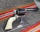 NIB Old Model Ruger Vaquero, .45 Colt W/.45 acp Cylinder - 10 of 10