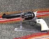 NIB Old Model Ruger Vaquero, .45 Colt W/.45 acp Cylinder - 9 of 10