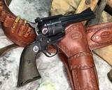 1956 Ruger BlackHawk Flat Top ,4 Digit SN, 4 5/8 inch, .357 Magnum