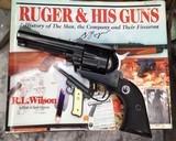 1958 Ruger BlackHawk ,Flat top 3 screw, 4 5/8 inch