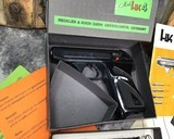 H&K 4 ,380 acp with .22LR Conversion, boxed - 2 of 13
