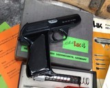 H&K 4 ,380 acp with .22LR Conversion, boxed - 9 of 13