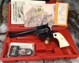 Ruger Super BlackHawk 50 Year Anniversary , 44 Magnum, NIB