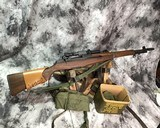 1944 springfield m1d sniper rifle