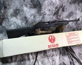 Ruger PC4 Police Carbine .40 Cal. NOS in Box