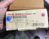 Ruger PC4 Police Carbine .40 Cal. NOS in Box - 6 of 9