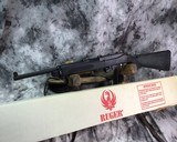 Ruger PC4 Police Carbine .40 Cal. NOS in Box - 7 of 9