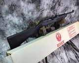 Ruger PC4 Police Carbine .40 Cal. NOS in Box - 2 of 9