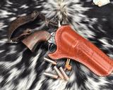 1907 Colt SAA, .45 Colt Cattle Brand Engraved - 6 of 15
