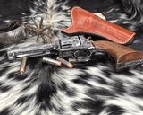 1907 Colt SAA, .45 Colt Cattle Brand Engraved - 11 of 15