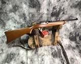 Ruger .44 Magnum Carbine.