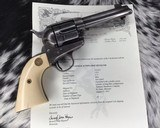 1915 Colt SAA Long Flute, .45 Colt W/ Colt Letter - 1 of 19