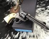 1915 Colt SAA Long Flute, .45 Colt W/ Colt Letter - 6 of 19
