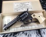 1915 Colt SAA Long Flute, .45 Colt W/ Colt Letter - 7 of 19