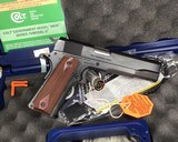 Colt 1911 Series 70 With Match Barrel, .45acp New In Box