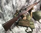 1943 Springfield M1 Garand. .308 W/National Match sights.
