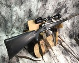 Remington 700 , Embellished Stainless DBM ,7mm Magnum, W/Pentax Banner Scope - 10 of 20