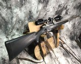 Remington 700 , Embellished Stainless DBM ,7mm Magnum, W/Pentax Banner Scope - 1 of 20