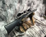 Remington 700 , Embellished Stainless DBM ,7mm Magnum, W/Pentax Banner Scope - 20 of 20