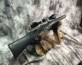 Remington 700 , Embellished Stainless DBM ,7mm Magnum, W/Pentax Banner Scope - 9 of 20