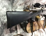 Remington 700 , Embellished Stainless DBM ,7mm Magnum, W/Pentax Banner Scope - 7 of 20