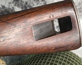 WWII 1943 1944 INLAND US CARBINE M1 CAL 30 RIFLE - 6 of 20