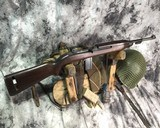 WWII 1943 1944 INLAND US CARBINE M1 CAL 30 RIFLE - 4 of 20