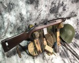 WWII 1943 1944 INLAND US CARBINE M1 CAL 30 RIFLE - 1 of 20