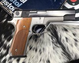 Smith and Wesson model 745,.45 acp, 98% Boxed. - 1 of 18