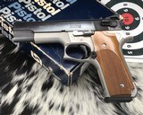 Smith and Wesson model 745,.45 acp, 98% Boxed. - 2 of 18