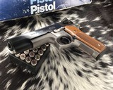 Smith and Wesson model 745,.45 acp, 98% Boxed. - 18 of 18