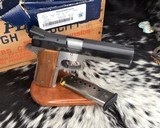 Smith and Wesson model 745,.45 acp, 98% Boxed. - 16 of 18