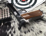Smith and Wesson model 745,.45 acp, 98% Boxed. - 5 of 18