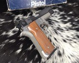 Smith and Wesson model 745,.45 acp, 98% Boxed. - 15 of 18