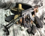 1969 Romanian MD63/65 AK Folder, 7.62X39 - 11 of 16