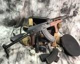 1969 Romanian MD63/65 AK Folder, 7.62X39 - 10 of 16