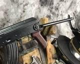 1969 Romanian MD63/65 AK Folder, 7.62X39 - 12 of 16