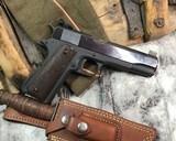 1944 Colt 1911A1 - 2 of 9