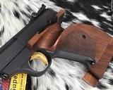 Browning, International Medalist .22 LR Target, Pistol New Old Stock - 13 of 16