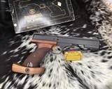 Browning, International Medalist .22 LR Target, Pistol New Old Stock - 2 of 16