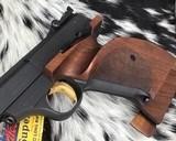 Browning, International Medalist .22 LR Target, Pistol New Old Stock - 3 of 16