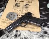 1903 Colt Pocket Hammerless Pistol, made 1918, .32 ACP - 9 of 10