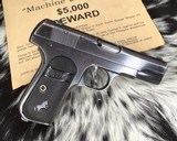 1903 Colt Pocket Hammerless Pistol, made 1918, .32 ACP - 1 of 10