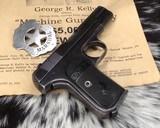 1903 Colt Pocket Hammerless Pistol, made 1918, .32 ACP - 5 of 10