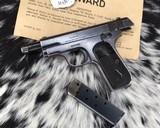 1903 Colt Pocket Hammerless Pistol, made 1918, .32 ACP - 3 of 10
